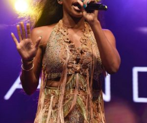 Alexandra Burke – Performs at Manchester Pride's Big Weekend in Manchester