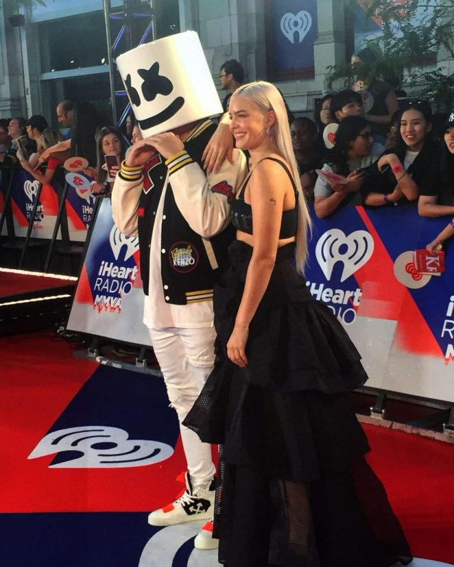 Anne-Marie – 2018 iHeartRadio Much Music Video Awards in Toronto