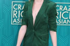 Katherine McNamara – 'Crazy Rich Asians' Premiere in Los Angeles