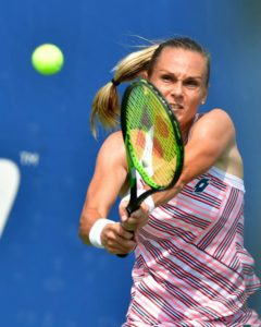 Magdalena Rybarikova – 2018 US Open in New York City Day 1