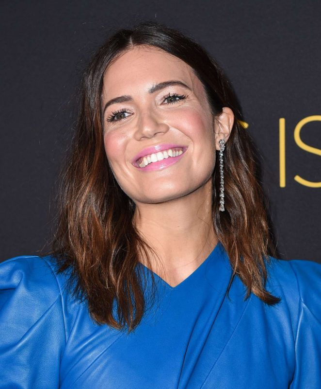 Mandy Moore – 'This Is Us' FYC Screening and Panel in Los Angeles