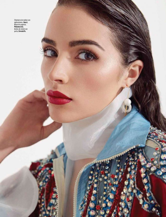 Olivia Culpo – Marie Claire Mexico (July/August 2018)