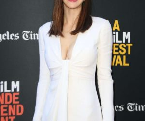 Alexandra Daddario – 'We Have Always Lived In The Castle' Screening at 2018 LA Film Festival in Culver City