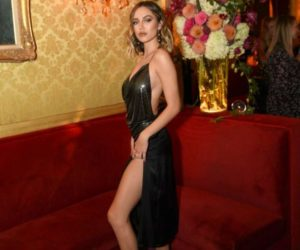 Delilah Hamlin – Town & Country 2018 New Modern Swans Celebration in NYC