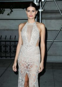 Isabeli Fontana – Arrives at Harper's Bazaar ICONS Party in New York
