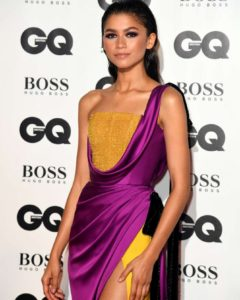 Zendaya – 2018 GQ Men of the Year Awards in London