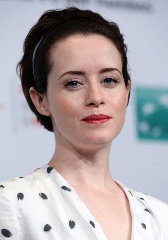 "Claire Foy – ""The Girl In The Spider's Web"" Photocall in Rome"