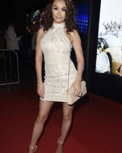 Jess Impiazzi – Arrives at The Miss Swimsuit Final in Manchester