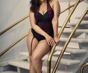 Ashley Graham – Boudoir Collection 2018
