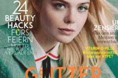 Elle Fanning – Glamour Magazine Germany December 2018