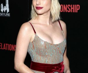 Emma Roberts – 'In A Relationship' Premiere in West Hollywood