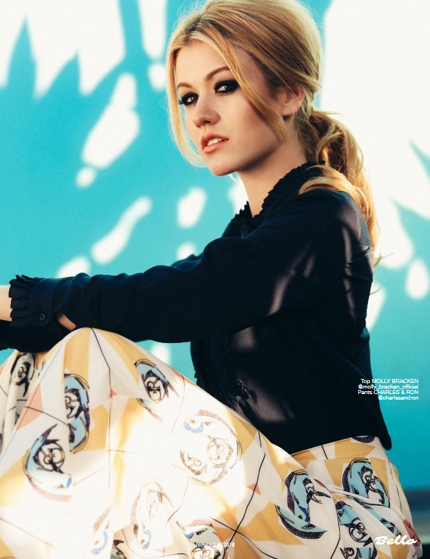 Katherine-McNamara-for-Bello-Magazine-November-2018-