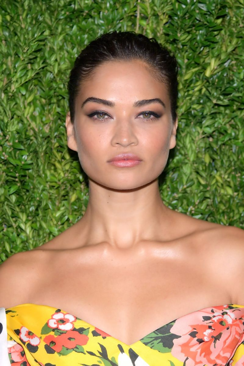Shanina Shaik – 2018 CFDA Vogue Fashion Fund Awards