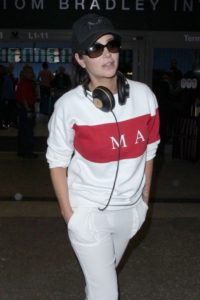 Tulisa Contostavlos – Arriving at LAX Airport in Los Angeles