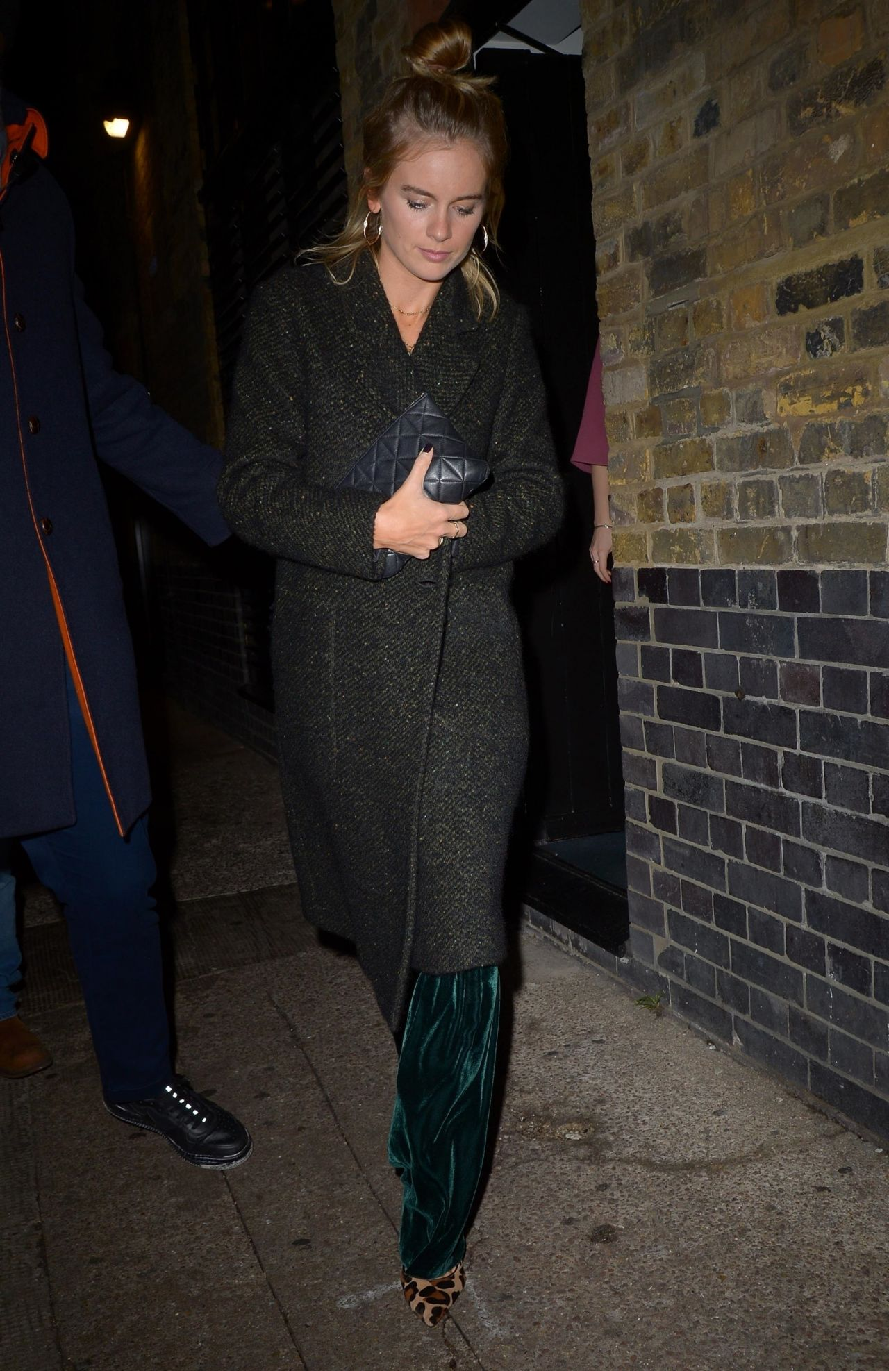 Cressida Bonas Night Out – Chiltern Firehouse in London