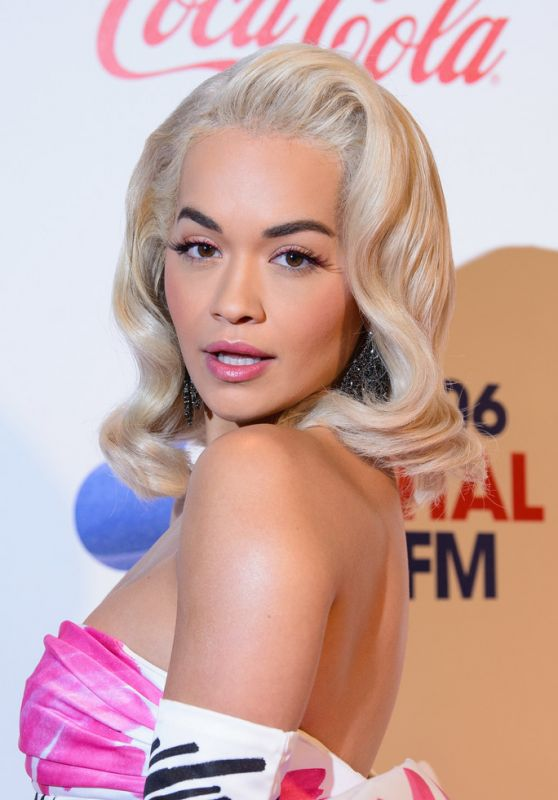 Rita Ora – Capital FM Jingel Bell Ball 2018 in London