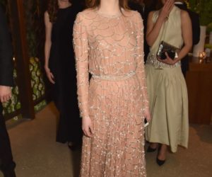 Emma Stone – 2019 HBO Official Golden Globe Awards After Party