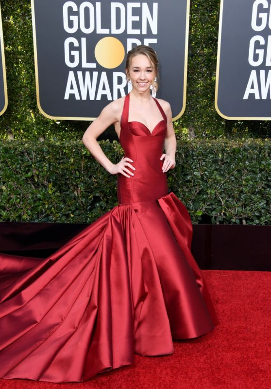 Holly Taylor – 2019 Golden Globe Awards Red Carpet