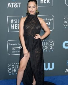 Isabella Gomez – 2019 Critics' Choice Awards