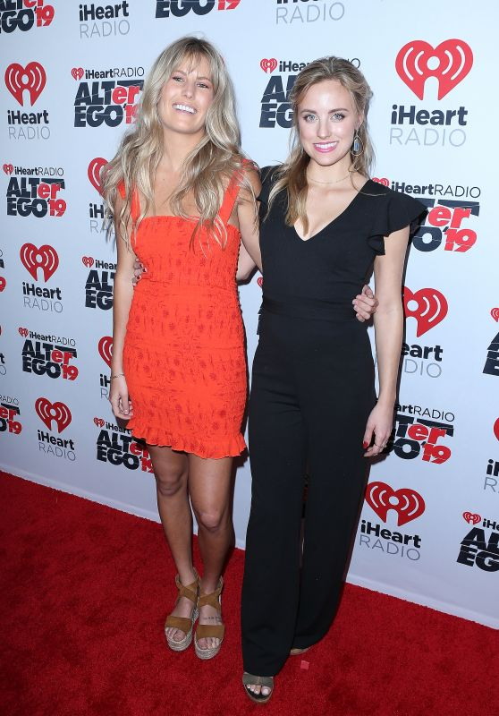 Lily McManus and Kendall Long – 2019 iHeartRadio ALTer Ego