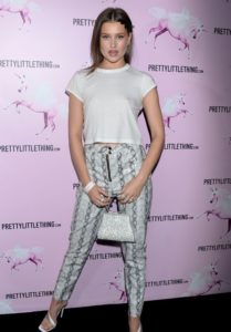 Lexi Wood – PrettyLittleThing Los Angeles Office Opening Party
