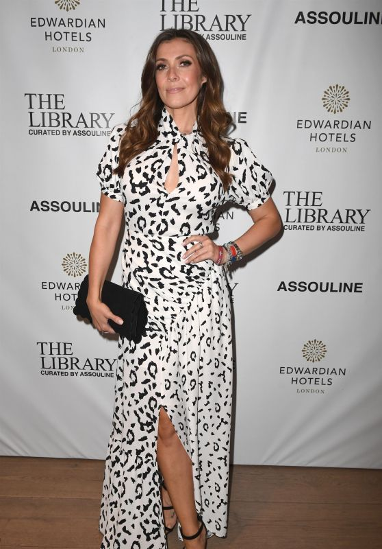 Kym-Marsh-The-Library-Curated-by-Assouline-Launch-in-Manchester