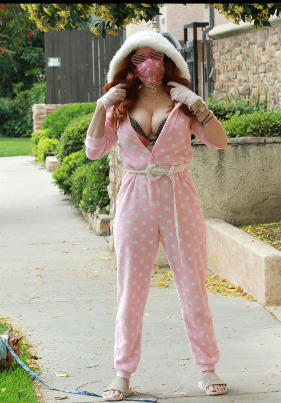 Phoebe Price in Her Pajamas 2020